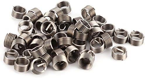 Draadinzetstukken Roestvrij staal Slijtvaste schroefdraadreductiemoer met hoge sterkte voor handgemaakte doehetzelfmachines
