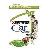 Purina Cat Chow Esterilizado con Cordero 85 g
