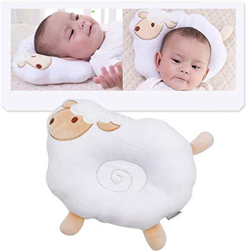 Almohada para Dormir para Bebé Recién Nacido Anti-Escupir Leche Cuna Cuna Dormir Posicionamiento Cuña Cojín Anti-Reflujo Almohada Moldeadora