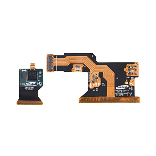 Hongmeish Sustituto de Partes Antiguas o Malas. Un par iPartsBuy for la Nota 3 Cables / N900 LCD Conector Flex Accesorios