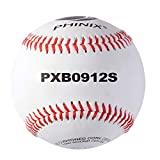 PHINIX Competition Grade Baseball Full Grain leather Raised Seam (Blem One Dozen)