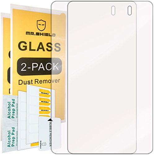[2-PACK]-Mr.Shield For Asus (Google) Nexus 7 FHD (2nd Generation) 2013 Tablet [Tempered Glass] Screen Protector with Lifetime Replacement