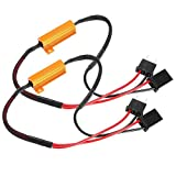 2 Stück Canbus Decoder LED Scheinwerfer Decoder...