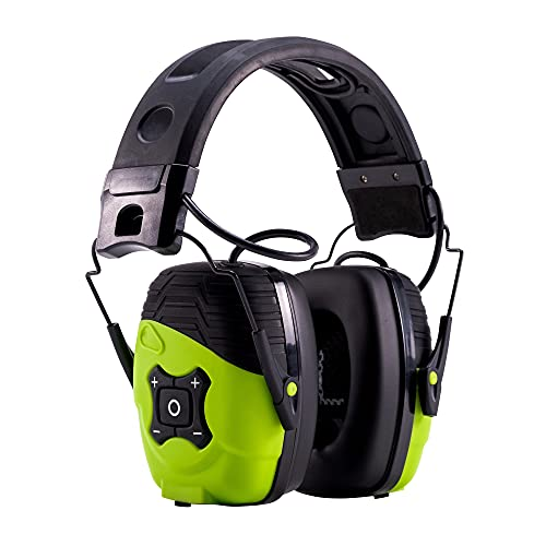 ISOtunes LINK Aware Bluetooth Earmuffs: Audio Passthrough Hearing Protection
