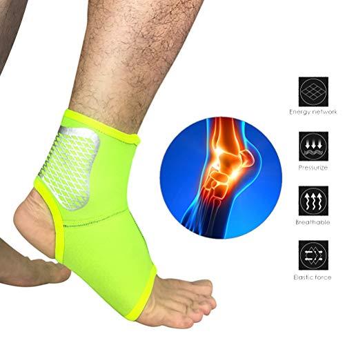 Professionelle Sport-Knöchelmanschette Kompressions-Fußsocken, für Outdoor, Basketball, Fußball und Kletterausrüstung