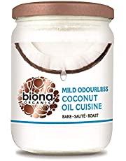Biona Organic Mild & Odourless Coconut Oil, 470 ml