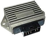 one by Camamoto regolatore raddrizzatore di tensione (cod 77180383 compatibile con benelli velvet 125cc / husqvarna 125cc wre/malaguti madison 150cc)