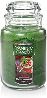 Yankee Candle Cool Christmas Mint