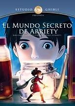 The Secret World of Arrietty [NTSC/Region 1&4 dvd. Import - Latin America] Studio Ghibli (Spanish subtitles)- No English options