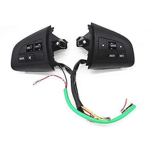N\A Levas en el Volante, For Ma3 2010 CX-5 CX-7 Multi-Funcional de Mando en el Volante con el Volumen Cable Teléfono Bluetooth Audio Interruptor de Control