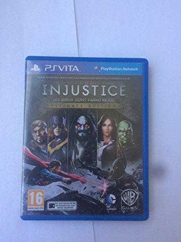 PSVita - Injustice Gods Among Us - Ultimate Edition