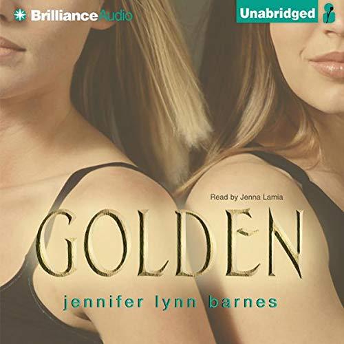 Golden audiobook cover art