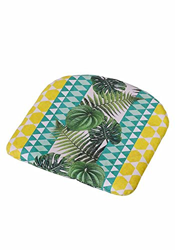 Madison – Coussin d'assise – Nina Jaune