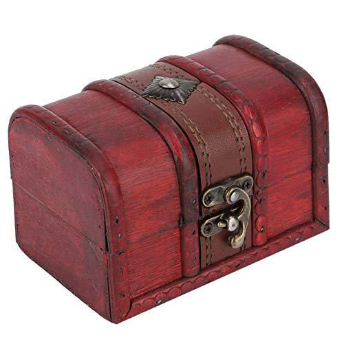 Vintage Holz Schmuck Aufbewahrungsbox, Schmuck Spind, handgefertigte Holz Vitrine, Schmuck Vitrine, zur Aufbewahrung von Schmuck