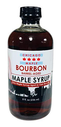 Bourbon BarrelAged Maple Syrup