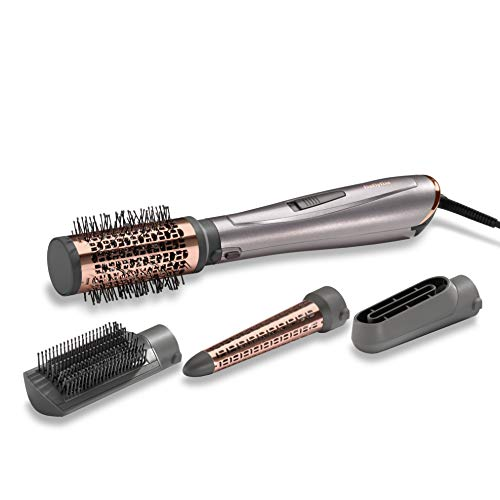 BaByliss Air Style 1000W Powerful 4 in 1 Hair Dryer Styler with Smoothing Ionics