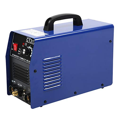 CT312 3 en 1 TIG/MMA/CUT máquina de soldadura multipropósito cortadora de plasma de aire equipo de soldadura AC220V