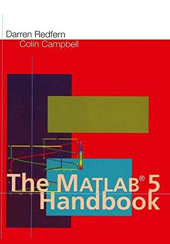 Download The Matlab® 5 Handbook 0387942009