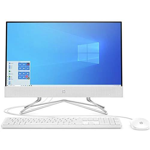 HP 22-df0018na All-in-one, White, AMD Ryzen 3 3250U, 4GB RAM, 256GB SSD,...