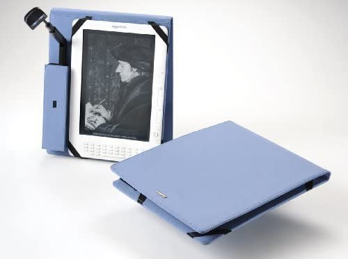 Periscope Flip Cover+Light We OFFer at cheap prices for The Kindle Blue DX Great interest Steel Micro in