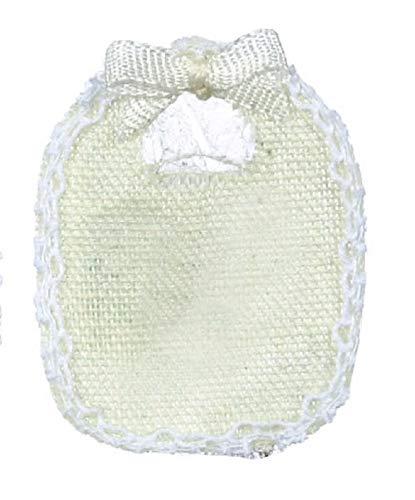 Melody Jane Poupées 1:12 Falcon Miniature Crèche Bébé Accessoire 2 Citron Bavoirs