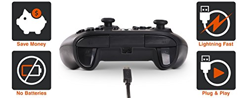 41IB5JOQYbL - PowerA Enhanced Wired Controller for Xbox One - Black