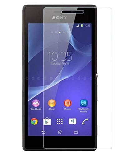 Unbreakable Screen Protector for Sony Xperia M2 Dual (Far Better Than Tempered Glass) with Impossible Anti Shock and Hammer Proof Protection