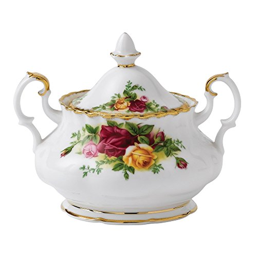 Royal Albert Zuccheriera con Coperchio 0,27l
