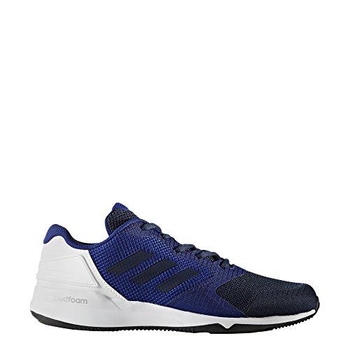 Adidas Crazytrain 2 CF M, Zapatillas de Deporte para Hombre, Azul (Tinmis/Maruni/Ftwbla), 44 2/3 EU