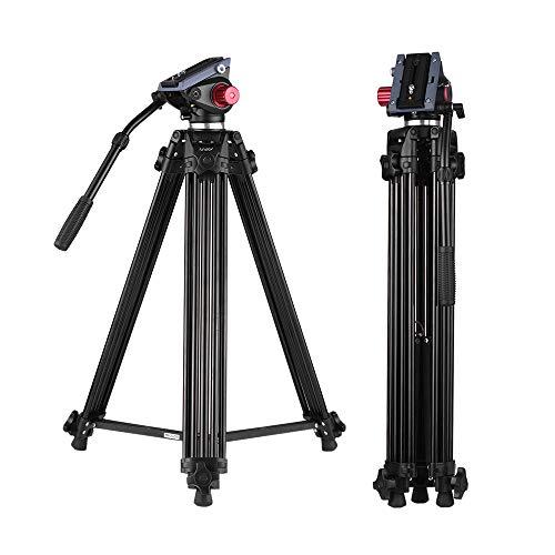 JINGZ 360 Degree Rotational Multi-Angle Macro Shooting Bracket for Digital Camera Durable Black