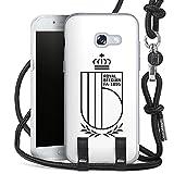 DeinDesign Coque Collier Compatible avec Samsung Galaxy A5 (2017) Coque avec Cordon Coque avec...