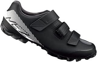 Shimano Men ME200 SPD MTB Cycling Shoe - Black/Green, Size EU 50