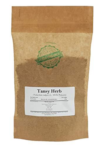 Rainfarn Kraut / Tanacetum Vulgare L / Tansy Herb # Hebra Organica # Wurmkraut, Drefot, Drusenkrud (100g)
