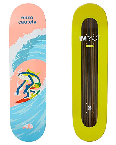 Enjoi Surf's Up Impact Light Skateboard Deck