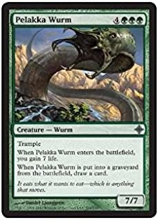 Magic: the Gathering - Pelakka Wurm - Rise of the Eldrazi