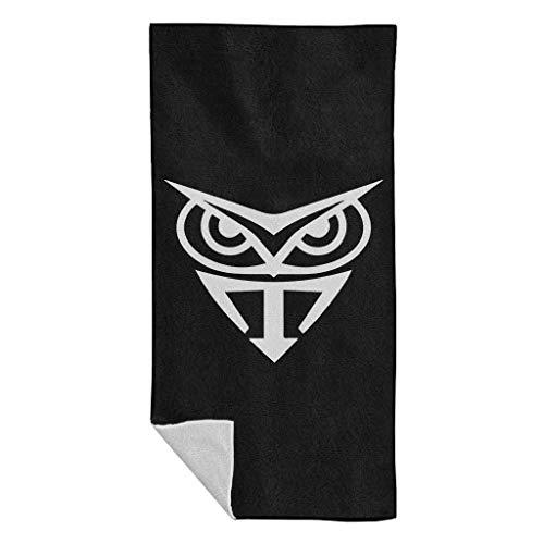 Cloud City 7 Tyrell Corporation Blade Runner Logo Beach Towel