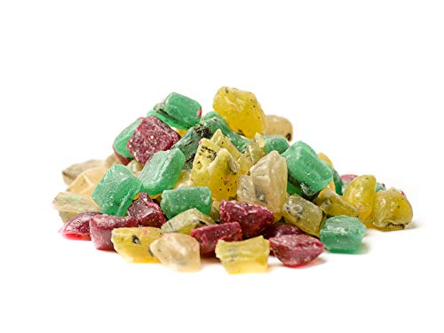 Cachou Kräuterbonbons kandiert - Bonbons mit Anis und Lakritz 500g