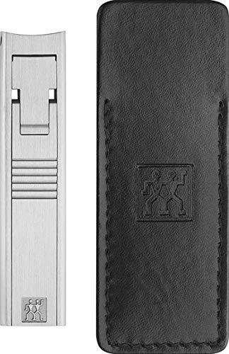 Zwilling Twin S Nagelknipser mattiert Pediküre Maniküre rostfrei Edelstahl 60 mm 42440-001-0