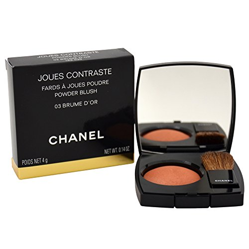 Chanel Joues Contraste #03-Brume D'Or 4 gr