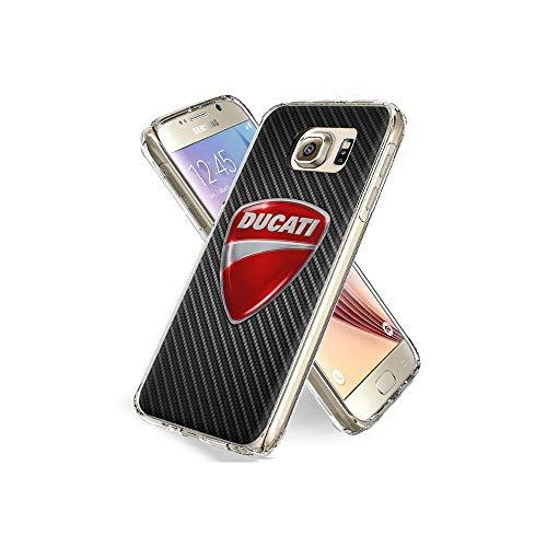 YtSMAO Cover Samsung Galaxy S6 Edge Bumper Cover [Anti-Graffio] [Antiurto] Custodia Trasparente Protettiva Case per Samsung Galaxy S6 Edge #YtD08