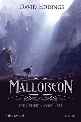 Die Seherin von Kell: Roman (Die Malloreon-Saga 5) (German Edition)