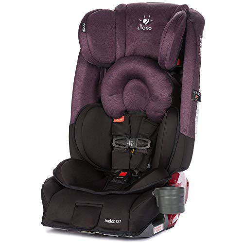 Great Deal! Diono Radian RXT All-in-One Convertible Car Seat, For Children from Birth to 120 Pounds,...