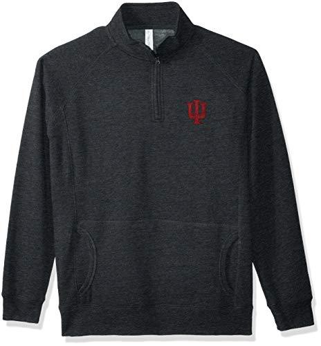 Ouray Sportswear Dee-lite 1/4 Zip, Erwachsene- Damen Damen, W Dee-lite 1/4 Zip, Graphit, Small