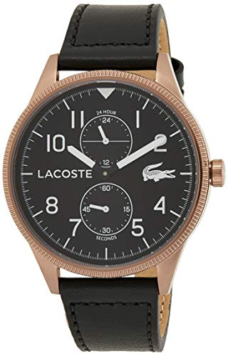 Lacoste Reloj Analógico para Hombre de Cuarzo 2011042