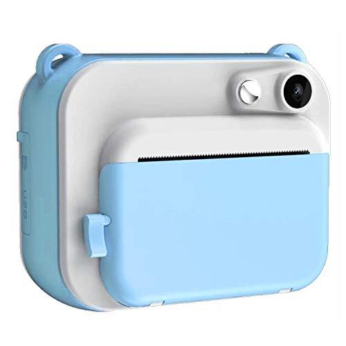 Best Buy! GJWHENS 2'' Mini DIY Instant Thermal Print Digital Camera Educational Children Camera Auto...