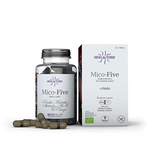 Mico-Five + Chaga