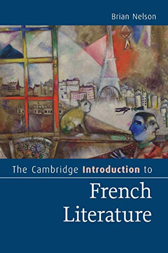 The Cambridge Introduction to French Literature (Cambridge Introductions to Literature)