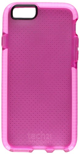 Tech21 Evo Mesh for iPhone 6/6S - Pink/White