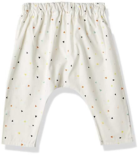 Biramar Baby Calça Estampa New York Mini Triangulo Colorido, M, Colorido