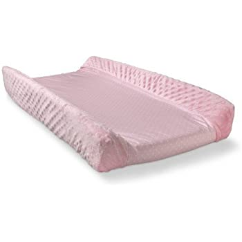 Circo Pink Wipeable Changing Pad Cover